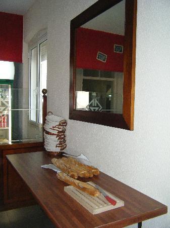 Restaurant-Brasserie Le 988: Une ambiance boisée