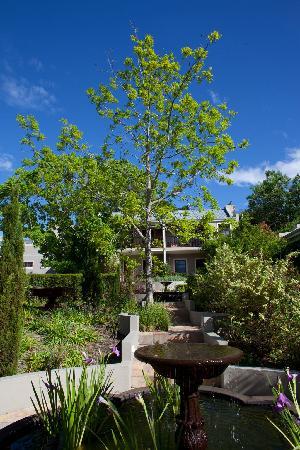 Schoone Oordt Country House: Garden