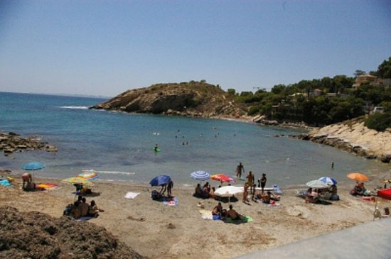playa Coveta Fuma El Campello