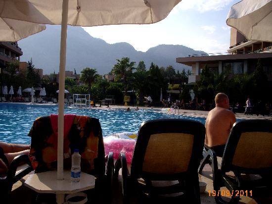 Sherwood Greenwood Resort: La piscine