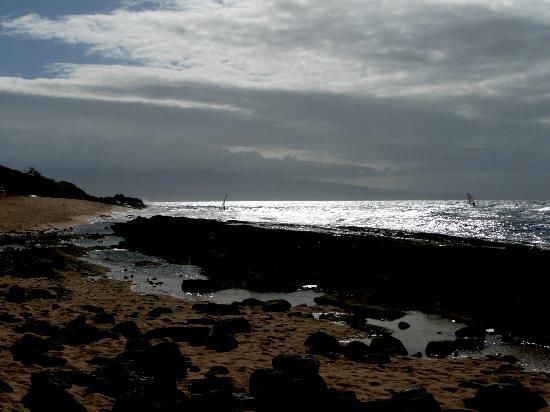 Paia, Hawái: Strand von Ho'okipa