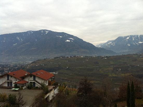 Taushof Hotel: vista dalla nostra camera