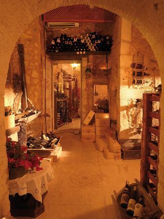 Veneto Boutique Hotel: CELLAR