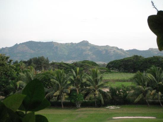Novotel Nadi: View from room