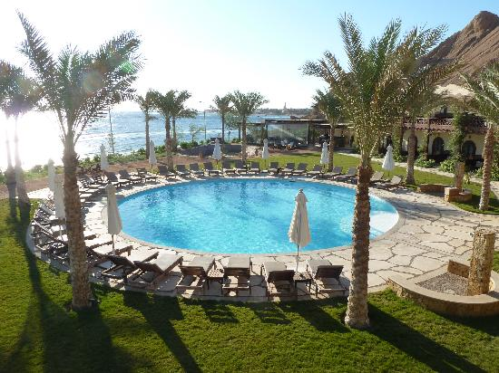 Dahab Paradise: the view from our room