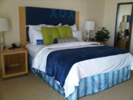 Renaissance ClubSport Aliso Viejo Laguna Beach Hotel : bedroom