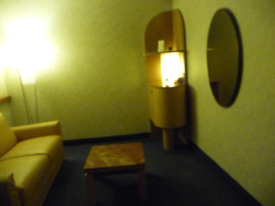 เมอร์เคียว โรมเวสท์: Sittingroom
