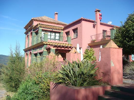 Hacienda La Herriza Hotel: edificio principal