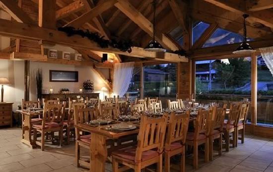 Chalet Flo : Dining Room