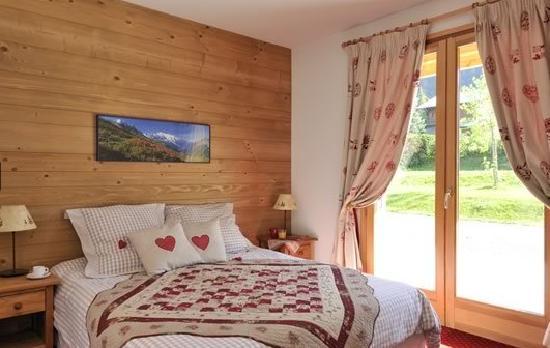 Chalet Flo : Bedroom