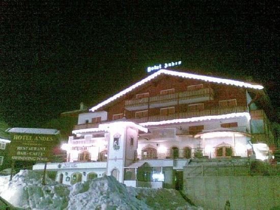 Andes Hotel - Wellness & Spa : Vigo di Fassa , Hotel Andes