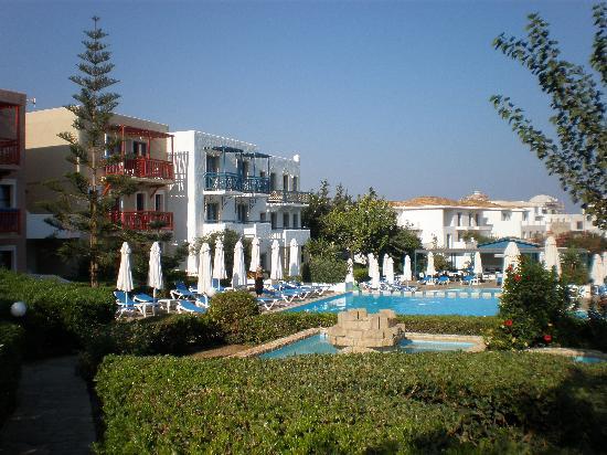 Aldemar Cretan Village: area