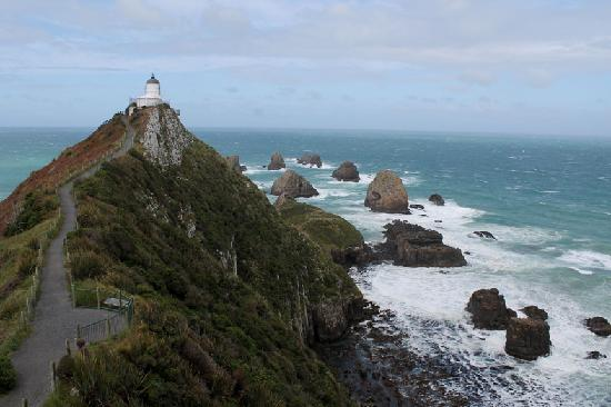 ‪‪Catlins Farmstay B&B‬: Nugget Point‬