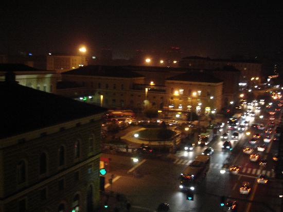 UNA Hotel Bologna: panorama dalla stanza