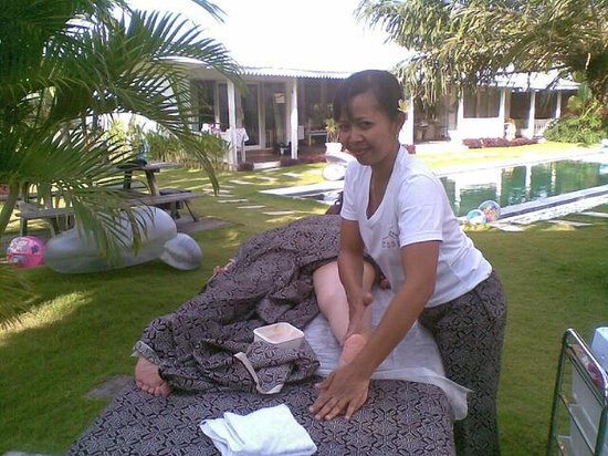 Canggu, Indonésia: Casa Massage at your Villa