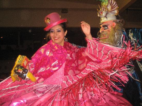 Brisas del Titicaca: Dancer
