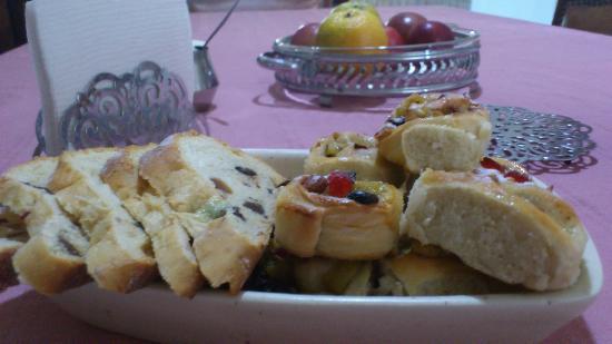 Tsitsicamma Inn: Breakfast