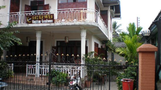 Manichan Guesthouse: Manichan GH