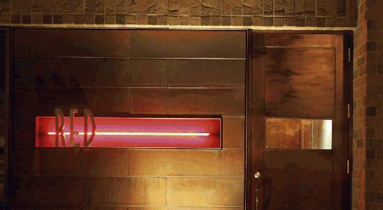Red, the Steakhouse - Beachwood: Outside Door
