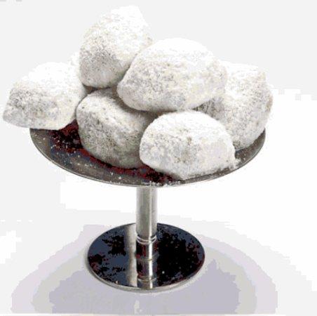 Red, the Steakhouse - Beachwood: doughnuts