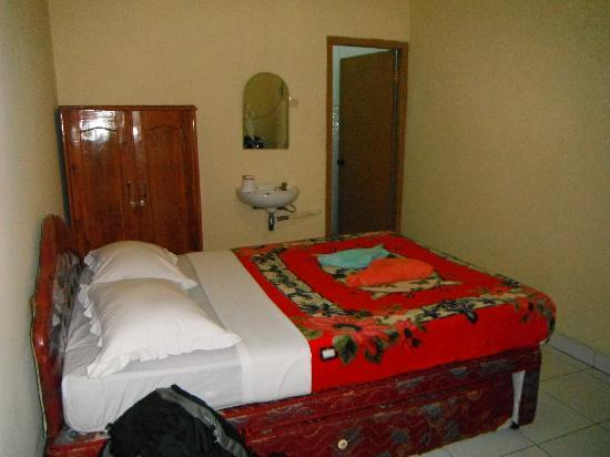 Villa Silverin: chambre