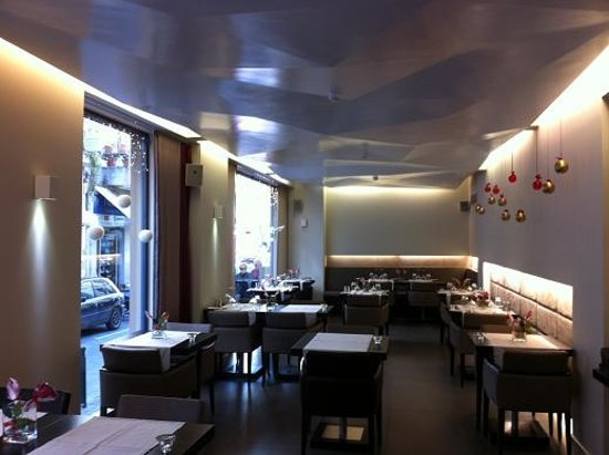 O&B Athens Boutique Hotel: Dinning Room