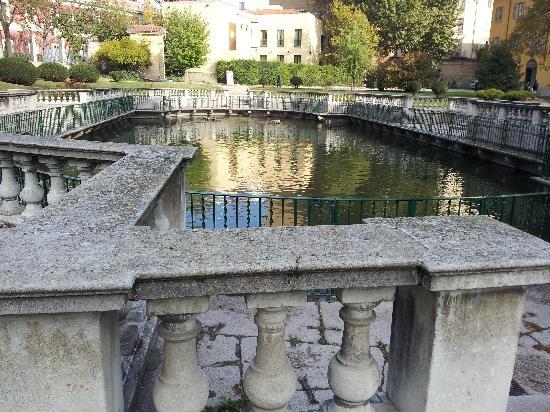 Giardini della guastalla la peschiera foto di giardini - Giardini fantastici ...