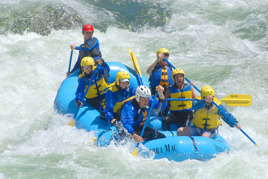 Sierra Mac River Trips - Day Tours