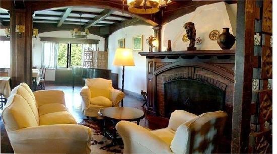 Gran Hotel La Cumbre: Living