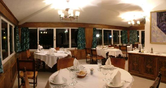 Gran Hotel La Cumbre: Restaurant