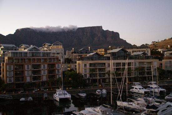Cape Grace: table mountain
