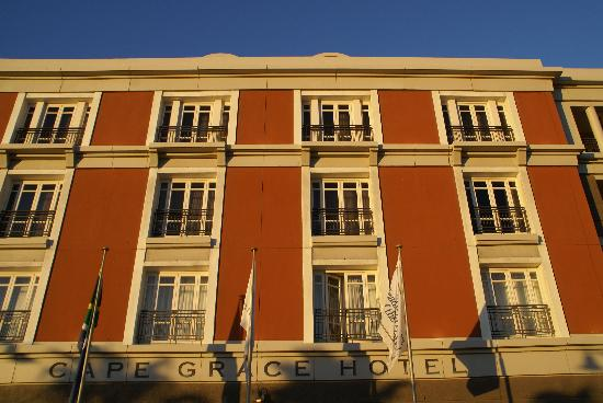 Cape Grace: facade