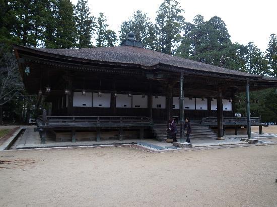 中門工事現場 - Picture of Koyasan Danjo Garan, Koya-cho - TripAdvisor