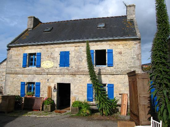 Audierne, Francia: Chez tante phine
