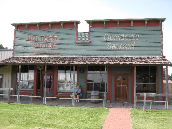 Long Branch Saloon Boot Hill Museum Dodge City Ks