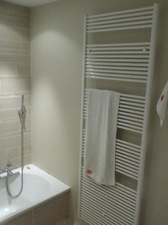 NL Hotel District Leidseplein: Baño