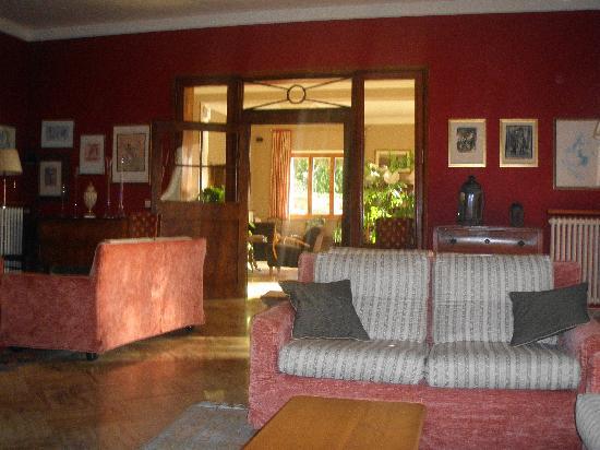 Sala relax foto di hotel posta marcucci bagno vignoni - Bagno vignoni hotel posta marcucci ...