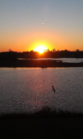 Emerald Isle, Северная Каролина: Sunset