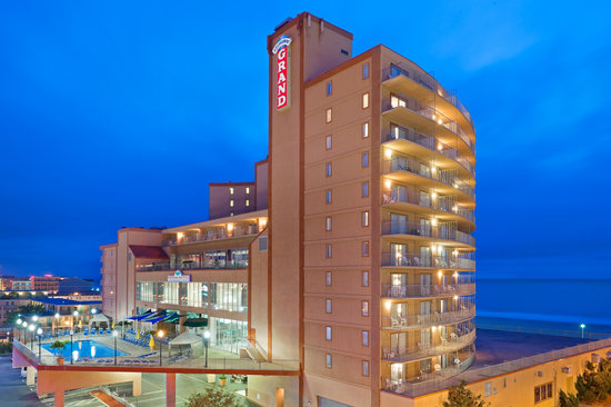 Grand Hotel & Spa Ocean City Md