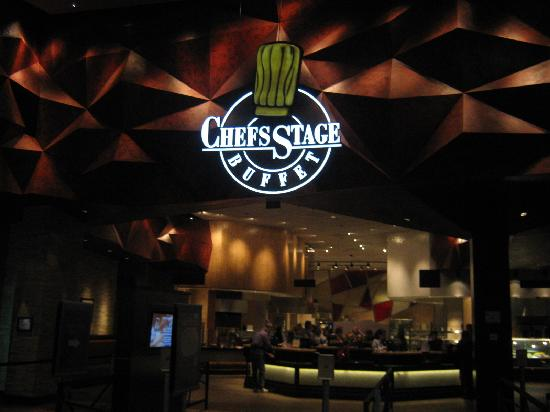 Harrah's Cherokee Hotel: new buffet