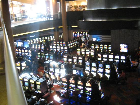 Harrah's Cherokee Casino Resort: casino