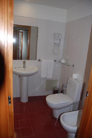 Hotel do Lago: Bathroom