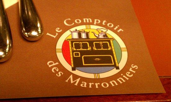 Le Comptoir des Marronniers