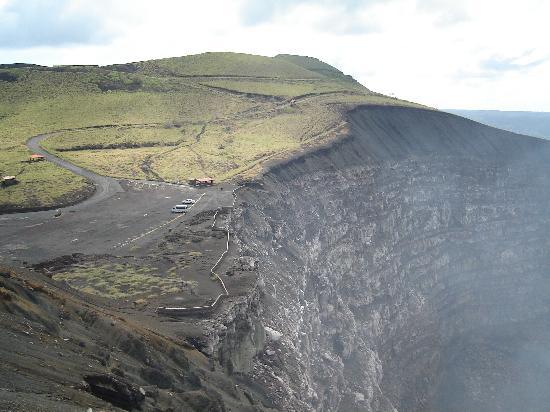 มอนเตลิมาร์, นิการากัว: Masaya volcano