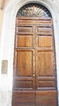 Hotel Giardino : Entrée
