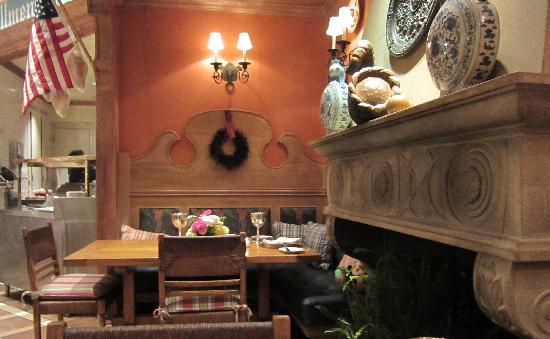 Inn at Little Washington: Chef's Table