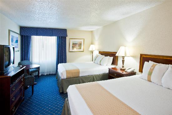 Wyndham Garden Tallahassee Capitol: Room 3