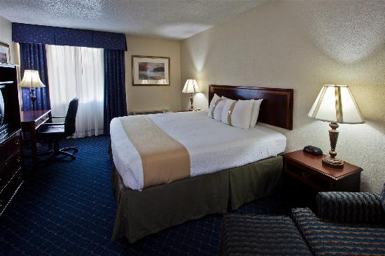 Wyndham Garden Tallahassee Capitol: Room King