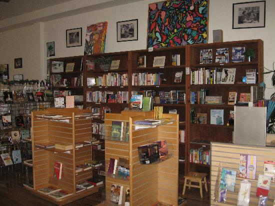 Pages Bookstore: Books
