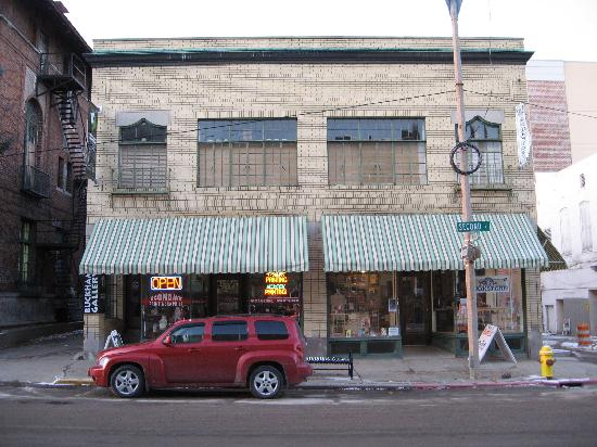 Pages Bookstore: Another street view